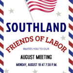 Aug SFoL Meeting Notice