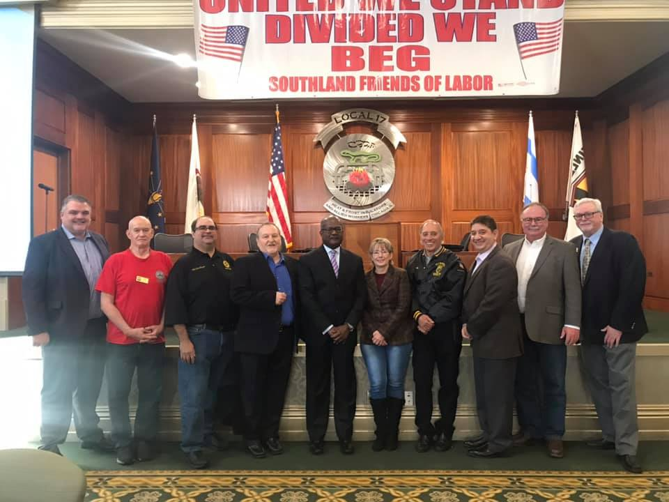 Southland Friends of Labor board
